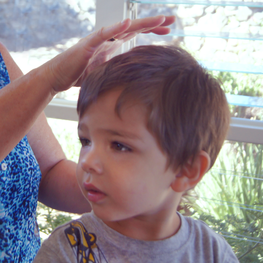 Energy-Healing-On-Little-Boy-Age-2