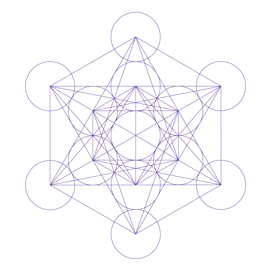 Sacred-Geometry-line-art